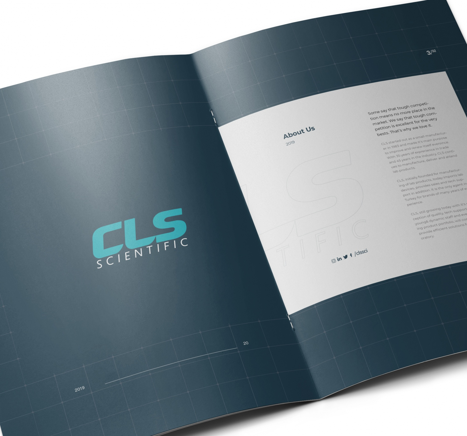 CLS SCIENTIFIC CO. LTD.
